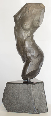 Title: ACT II , Size: 23.75 X 9.5 X 9 , Medium: Bronze , Price: $7,800