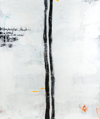 Title: FREEWAY , Size: 70 X 58.25 , Medium: Mixed Media on Canvas , Price: $10,200