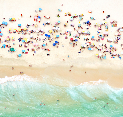 Title: IPANEMA I , Size: 52 X 55, 54 X 57 , Medium: Archival Inkjet Print Face-mounted to Plexiglass