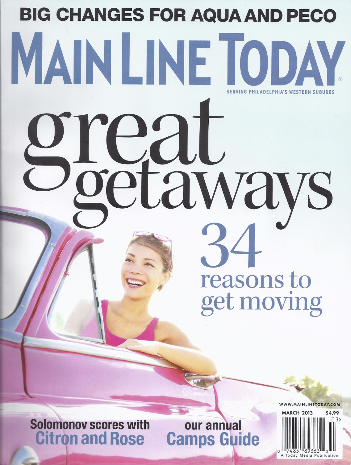 Main Line Today cover