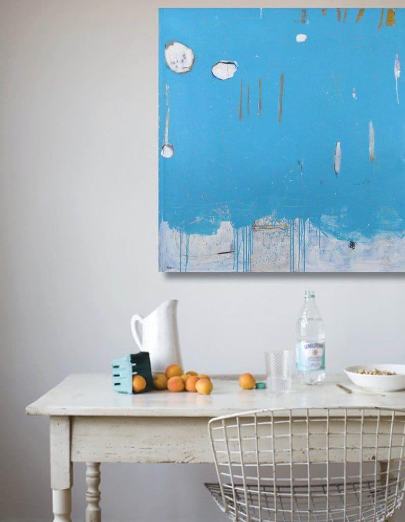 Small Spaces: A Breakfast Nook - Merritt Gallery & Renaissance