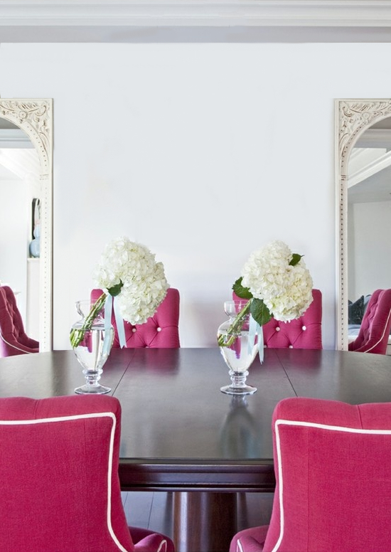 Dining with Color