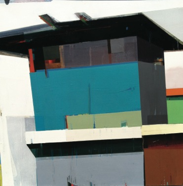 Urban Abstraction: Siddharth Parasnis