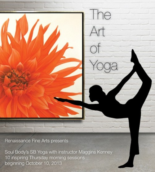 Experience the Art of Yoga