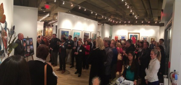 Merritt Gallery Event