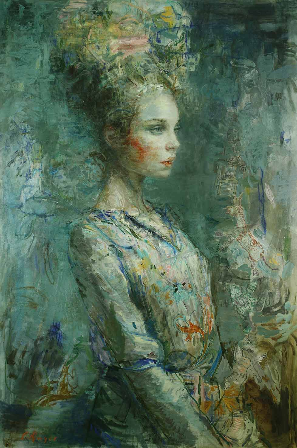 The Art of Charles Dwyer