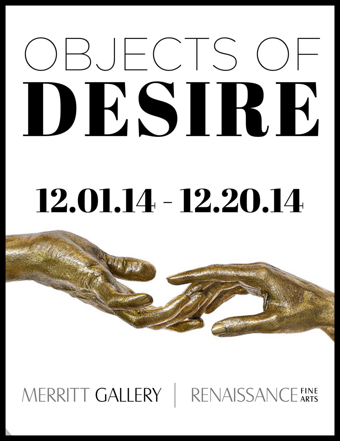 Objects of Desire | Sculpture Show