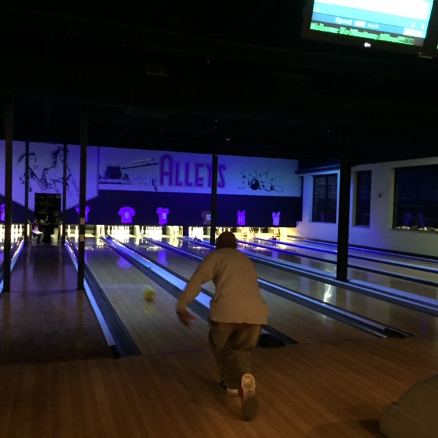 James, Always Strike-Ready