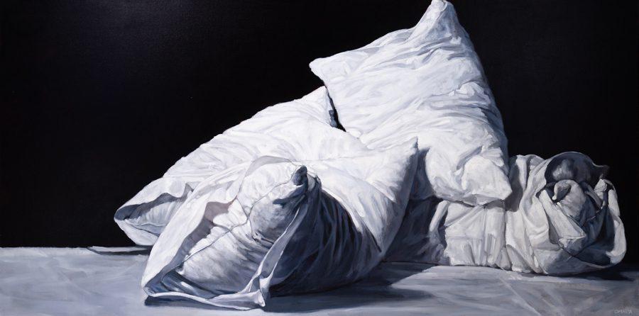 Carol O'Malia, Middle Of A Dream painting